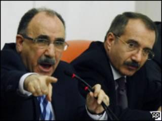 Министр внутренних дел Турции Безир Аталай