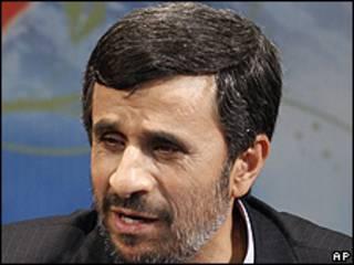 محمود احمدي نژاد چ