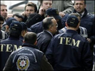 ضباط تركي