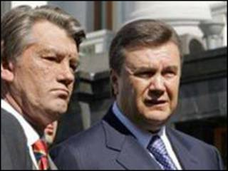 Ющенко і Янукович