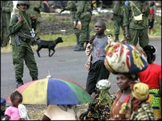 Walinzi wa Usalama Congo