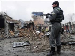 अफ़ग़ानिस्तान में सेना