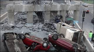 भूकंप से तबाही