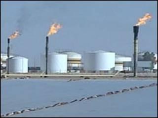 مخازن گازی مصر