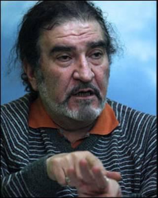 مهدی کلهر- عکس از خبرگزاری مهر