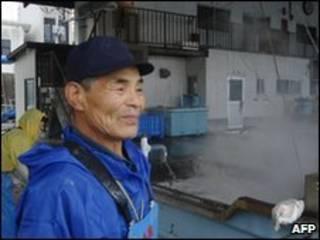 Một ngư dân Nhật Bản