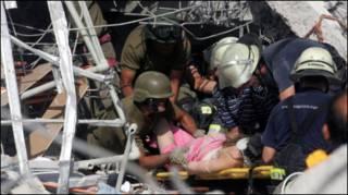 चिली में भूकंप