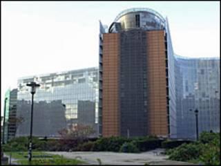 Будівля Єврокомісії у Брюселі
