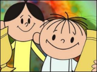 لولک و بولک، شخصیت های کارتونی دهه شصت