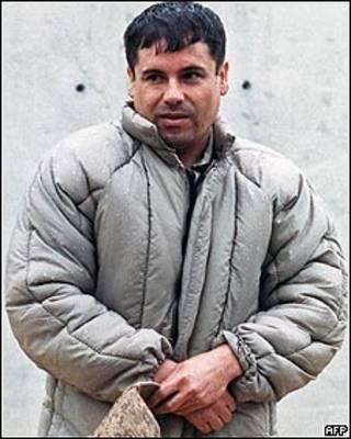 """Joaquín Guzmán Loera, """"El Chapo"""", en una imagen de 1993"""