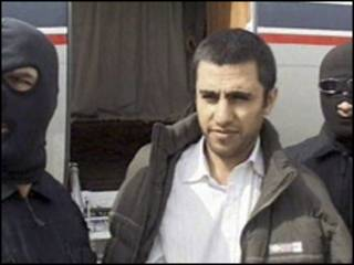 بازداشت عبدالمالک ریگی