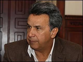 Lenin Moreno (Foto: cortesía de la vicepresidencia de Ecuador)