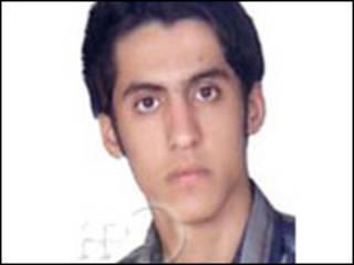 محمد امین ولیان، دانشجوی 20 ساله دانشگاه دامغان