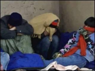 کودکان مهاجر افغان در اروپا
