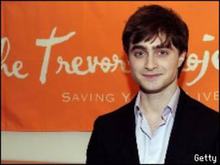 Daniel Radcliffe, actor de Harry Potter