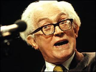 مایکل فوت، رهبر پیشین حزب کارگر بریتانیا