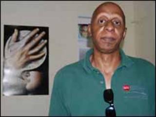 Guillermo Fariñas, disidente cubano. Foto: Raquel Pérez