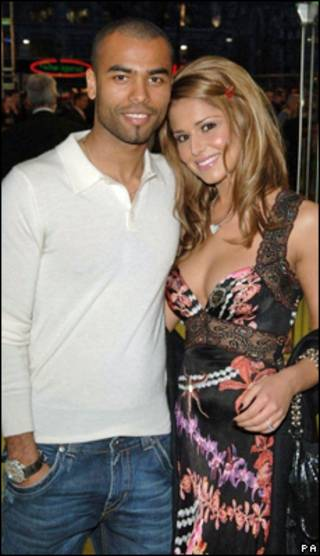Cole and Cheryl
