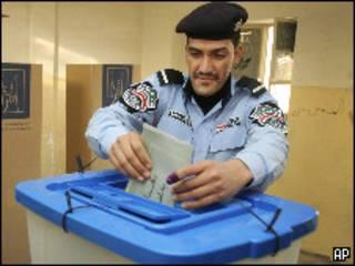 Голосование в Ираке