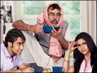 अजय देवगन, परेश रावल और कोंकोना सेन शर्मा