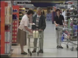 英国的食品价格不跌反增