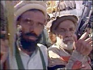 Líderes locales armados Bajaur