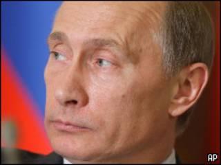 Российский премьер Владимир Путин