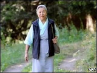 أخت زعيم التيبت، جيتسون بيما