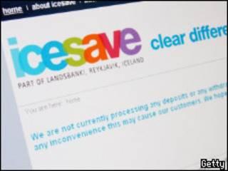 Банк Icesave