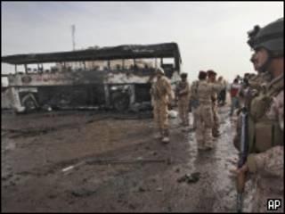 Serangan bom di Najaf