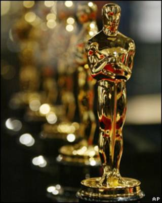 Estatua del Oscar
