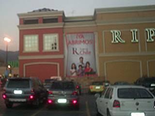 Shopping Portal La Dehesa (Foto: Marcia Carmo)