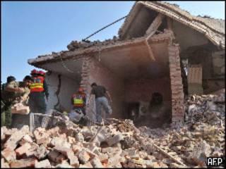 تفجير لاهور