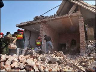 العنف في باكستان