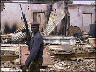 नाइजीरिया में साम्प्रदायिक हिंसा