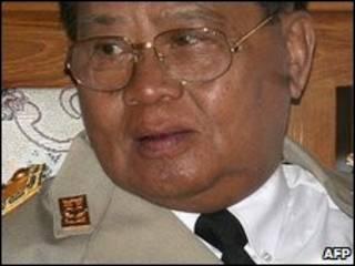 जनरल थान श्वे