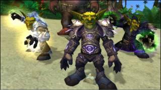 Гоблины, персонажи игры World of Warcraft (фото создателя игры Blizzard)
