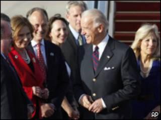 Joe Biden, vicepresidente de Estados Unidos