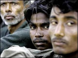 Yan gudun hijirar Bangladeshii