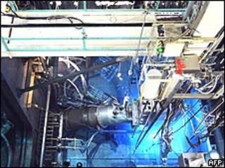 Reaktor nuklir Israel