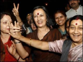 Члены индийского парламента