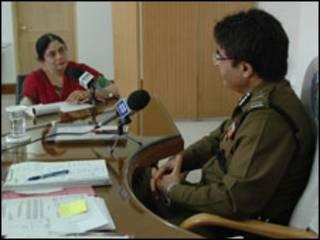 जम्मू कश्मीर के पुलिस महानिदेशक