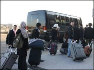 دانش آموزان افغان در واشنگتن
