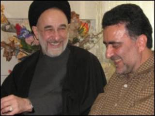 مصطفی تاجزاده، معاون سیاسی دولت محمد خاتمی