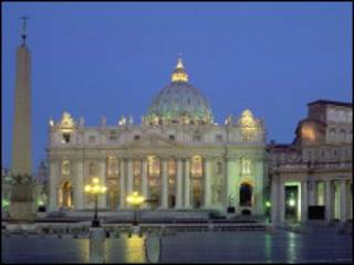 Basílica de São Pedro, no Vaticano (Foto: Andreas Tille)