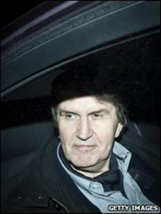 Бывший президент Боснии Эюб Ганич