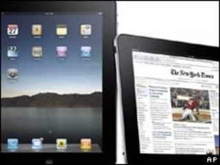 El iPad de Apple