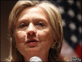 Гіларі Клінтон (фото з архіву)