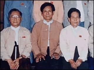 CRPP အဖွဲ့ဝင်များ