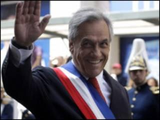 رئيس تشيلي